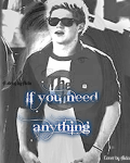 If you need anything | One Direction