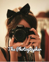 The photographer..