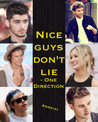 Nice guys don't lie ~ One Direction