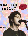 can you smile? (michael clifford)