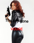 The spy gone vouge