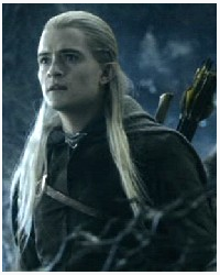 The Sorceress' Truth - Book Two of the Lorien Princess Trilogy (Legolas Love Story/ Lotr Fan Fic)