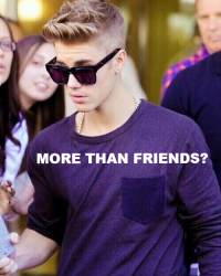 More Than Friends?