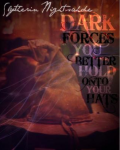 Dark forces,you better hold onto your hats(Harry Potter's kids fanfic)