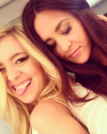 Oh my baby! (A Megan and Liz Fan Fiction)