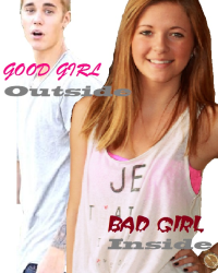 Good girl outside - Bad girl inside