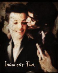 Innocent fun (Larry Stylinson fan fic)