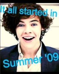 It all started in summer '09