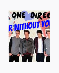 With or without your love - One Direction