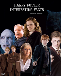 Harry Potter Interesting Facts