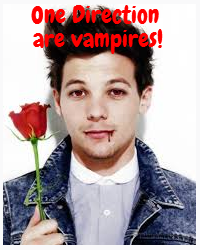 One Direction are vampires!