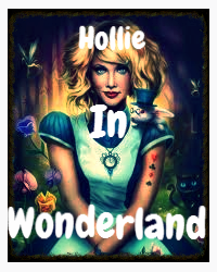 Hollie In Wonderland