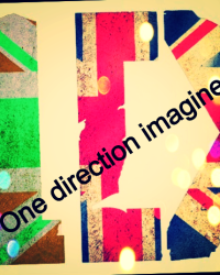 One direction imagines ❤