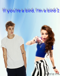 If you're a bird, i'm a bird 2 - Justin Bieber