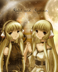 Kalel and Kathrin