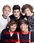 One Direction - Ultimate Quiz