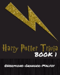 HARRY POTTER - 1ST BOOK TRIVIA
