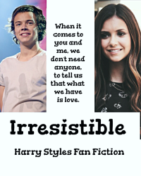Irresistible - Harry Styles