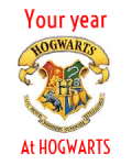 YOUR year at Hogwarts
