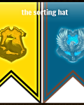 the sorting hat!