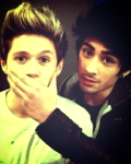 Say Something (Ziall AU)