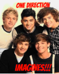 One Direction Imagines!!!!!