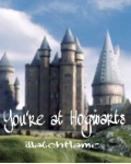 You're at Hogwarts