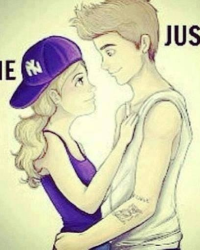Justin and I