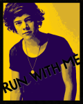 Run With Me {Harry Styles Fanfiction}