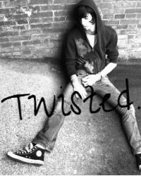 Twisted.