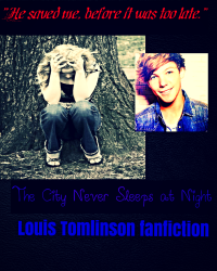 The City Never Sleeps at Night: One Direction Fan-fiction