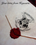 Your letter from Hogwarts