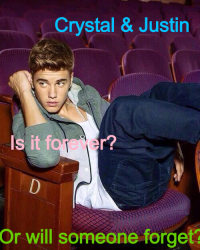 I'll Never Forget My Justin!