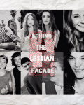 Behind The Lesbian Facade ★ One Diection.