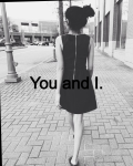 You and I .