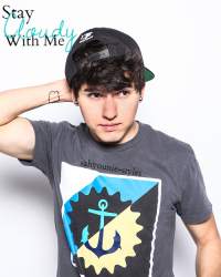 Stay Cloudy With Me (a JC Caylen fanfic)