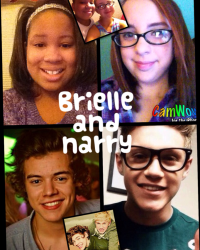 Brielle and narry