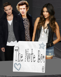 The Note Boy | One Direction