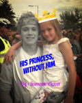 His Princess, Without Him