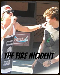 The Fire Incident (Niall & Ashton)