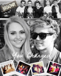 You changed - one direction (13+)