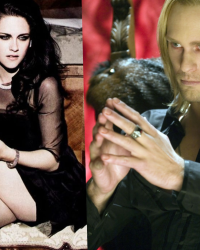 True blood - twilight crossover, Eric and Bella