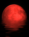 The Dawn of The Red Moon