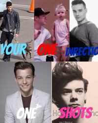 Your One Direction One Shots