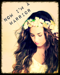 Now i'm a warrior