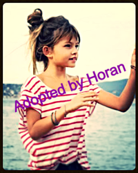 Adopted by Horan