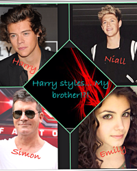 Harry styles... My brother!?!
