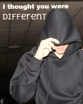 I thought you were different -Justin Bieber ER kendt.