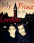 My prince is in London ( English - Dutch book)