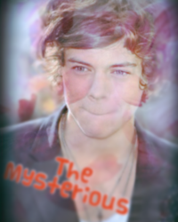 The Mysterious (Fan fiction about Harry)